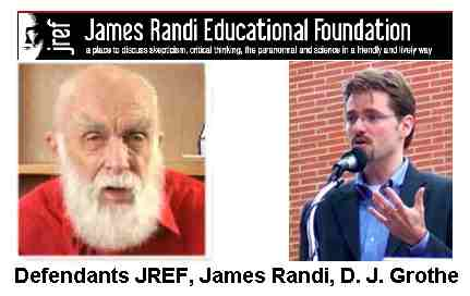 James Randi Educational Spotlight